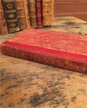 Antique French Book - Histoire De La Revolution Francaise