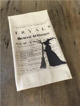 Witch Trials Towel - SPS183TT