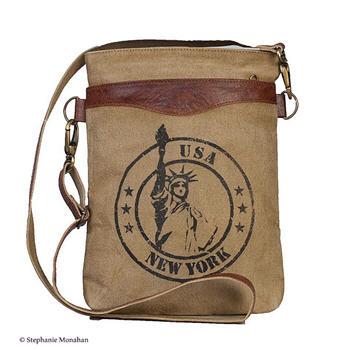 USA New York Sling Bag