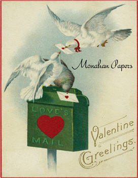 Valentine Greetings - V26