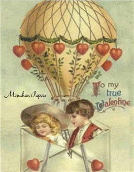 To My True Valentine - V39