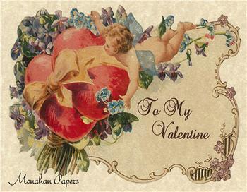 To My Valentine - V40