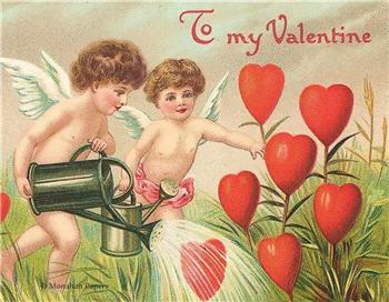 To My Valentine - V58