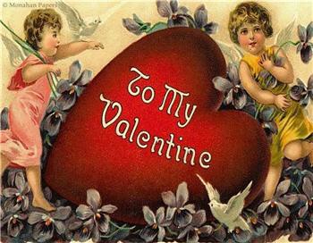 To My Valentine - V60