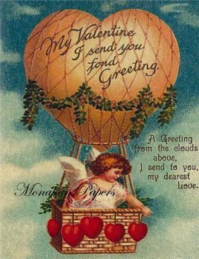 I Send You Fond Greetings - V61