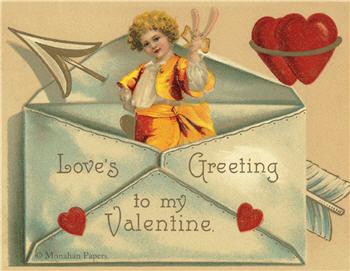 Love's Greeting - V78