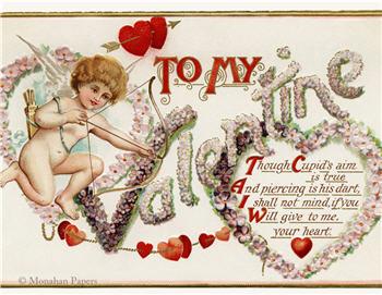 To My Valentine - V89