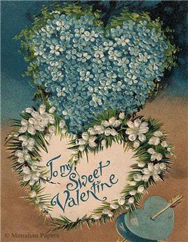 To My Sweet Valentine - V90