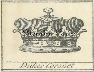 Dukes Coronet - Crown