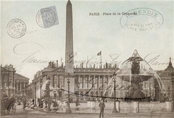 Place de la Concorde - X298