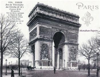 Arc de Triomphe - X301