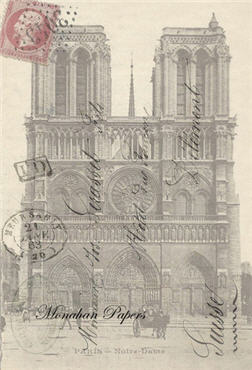 Notre Dame - X302