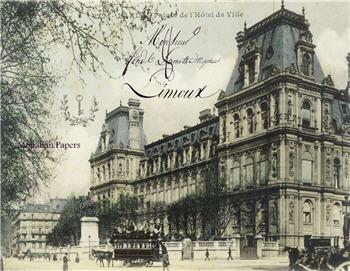 Palais de l'Hotel de Ville - X303