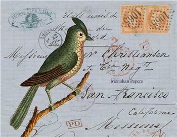 Green Birdie - X318