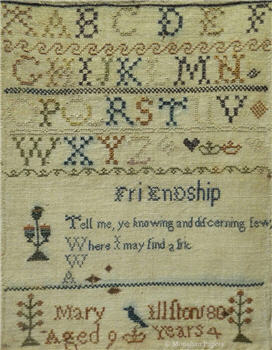Friendship Sampler - X353