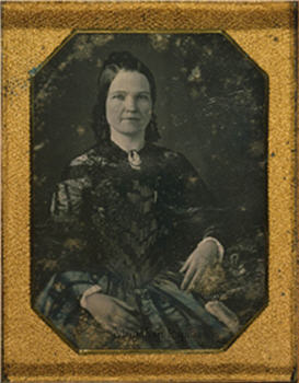 Mary Todd Lincoln - X93